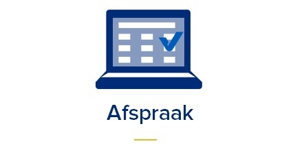 Afspraak button 2